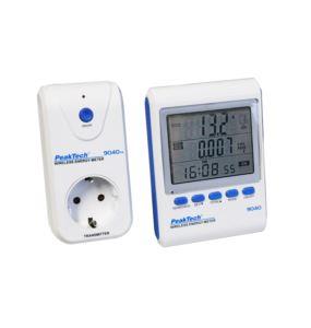 Bezprzewodowy zestaw pomiaru energii PeakTech 9040